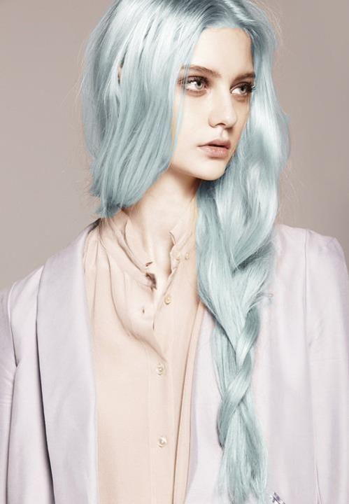Además de lograr un lindo color es importante que el cabello se vea brillante y sano.