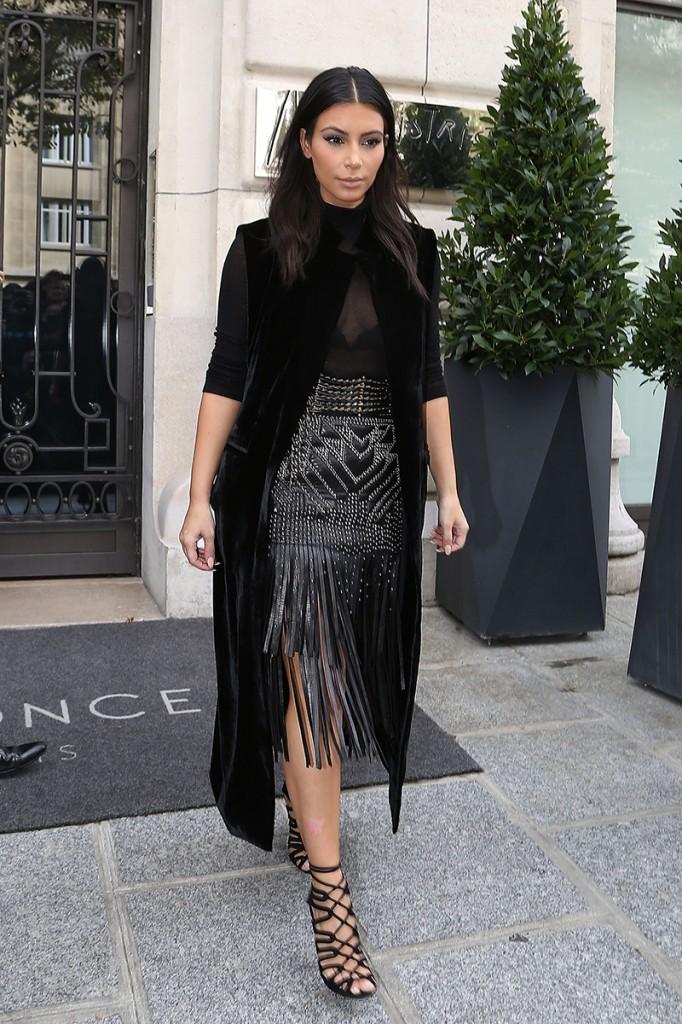Kim Kardashian Roberto Cavalli