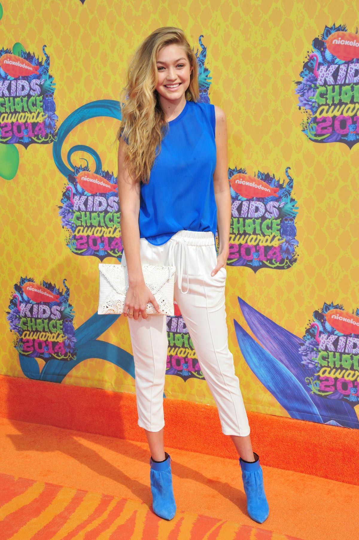 8- kids choice