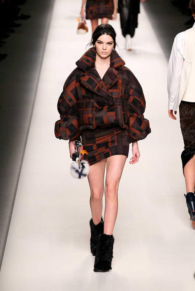 Fendi Otoño Invierno 2015, Milan Fashion Week