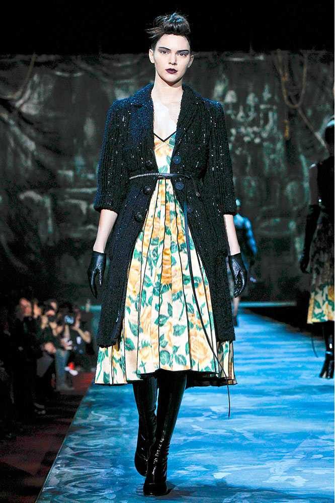 Marc Jacobs Otoño Invierno 2015, New York Fashion Week