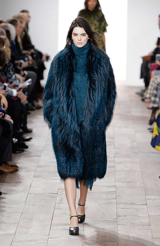 Michael Kors Otoño Invierno 2015, New York Fashion Week