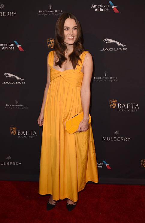 AP BAFTA 2015 AWARDS SEASON TEA PARTY A ENT USA CA