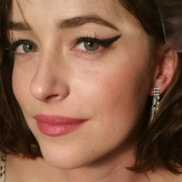 dakota johnson maquillaje makeup