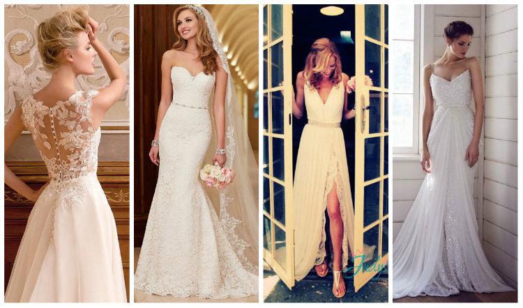 Los mejores vestidos de novia de las celebrities | Brusher
