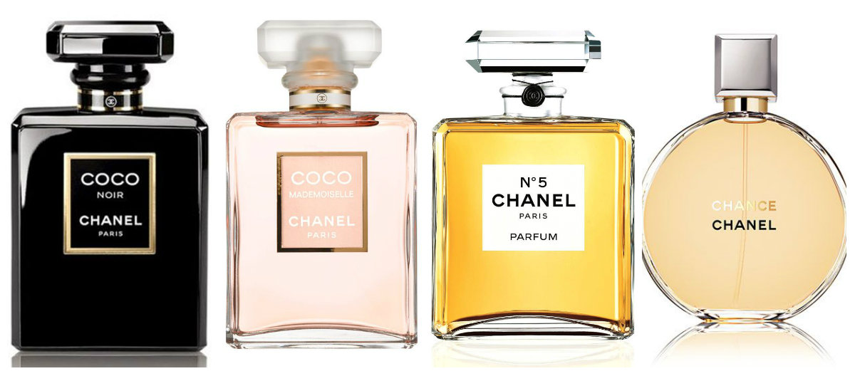 perfume mas vendido del mundo