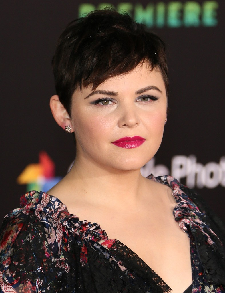 HOLLYWOOD, CA - FEBRUARY 17: Actress Ginnifer Goodwin attends the premiere of Walt Disney Animation Studios' 'Zootopia' held at the El Capitan Theatre on February 17, 2016 in Hollywood, California. (Photo by JB Lacroix/WireImage)